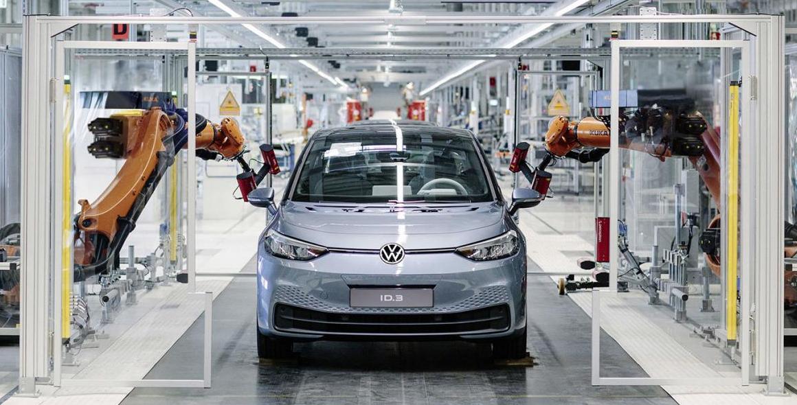 На українському заводі «Єврокар» готуються виробляти електромобілі Volkswagen