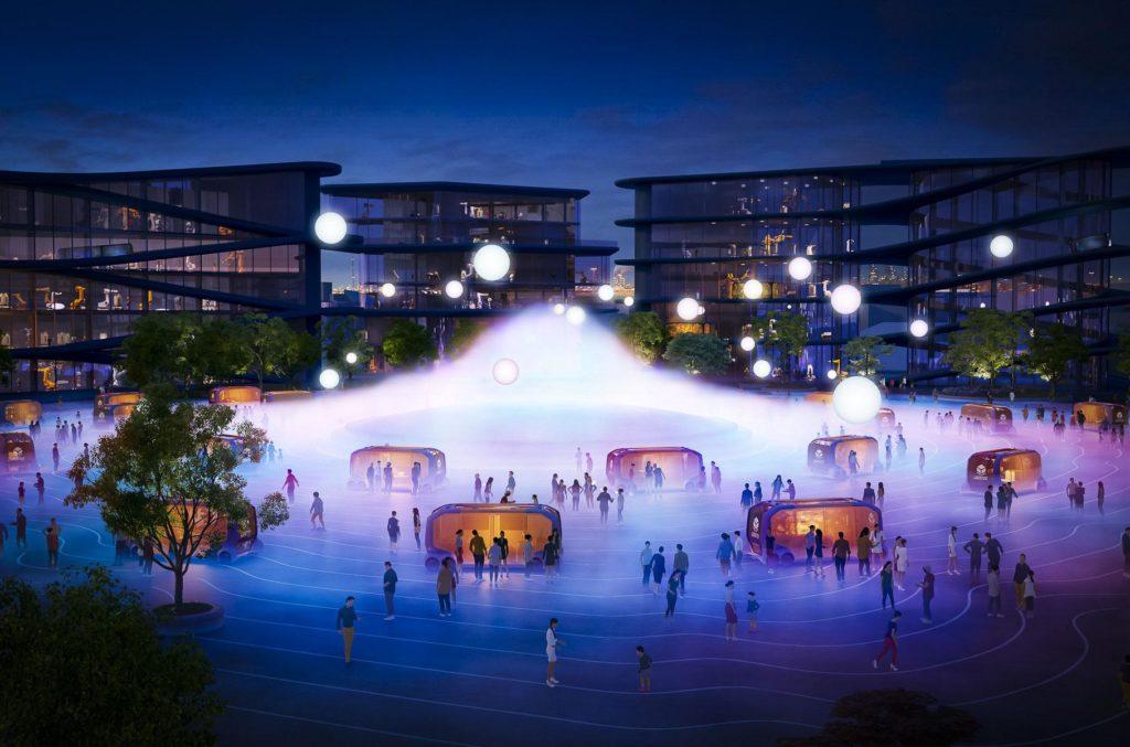 Toyota почала будувати «розумне» місто для випробування нових технологій
