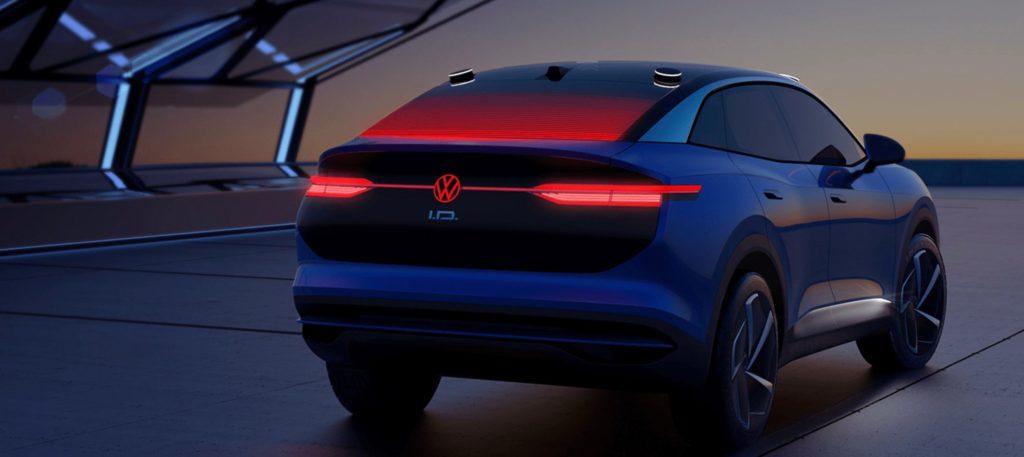 Volkswagen підтвердив старт серійного виробництва електромобіля ID.5 вже у цьому році