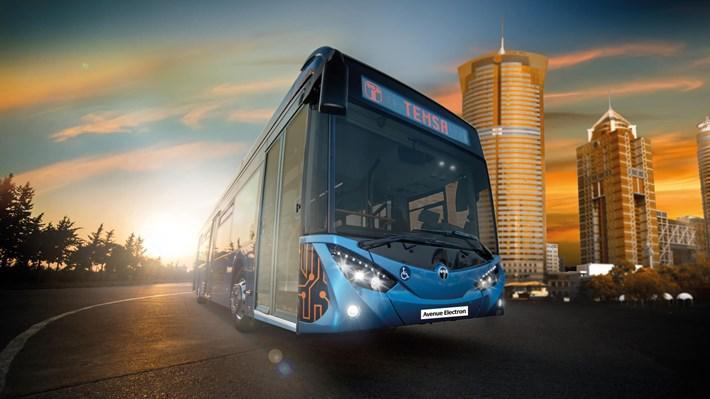 Skoda поставить в Прагу 14 електробусів: їх випустять на трамвайні маршрути