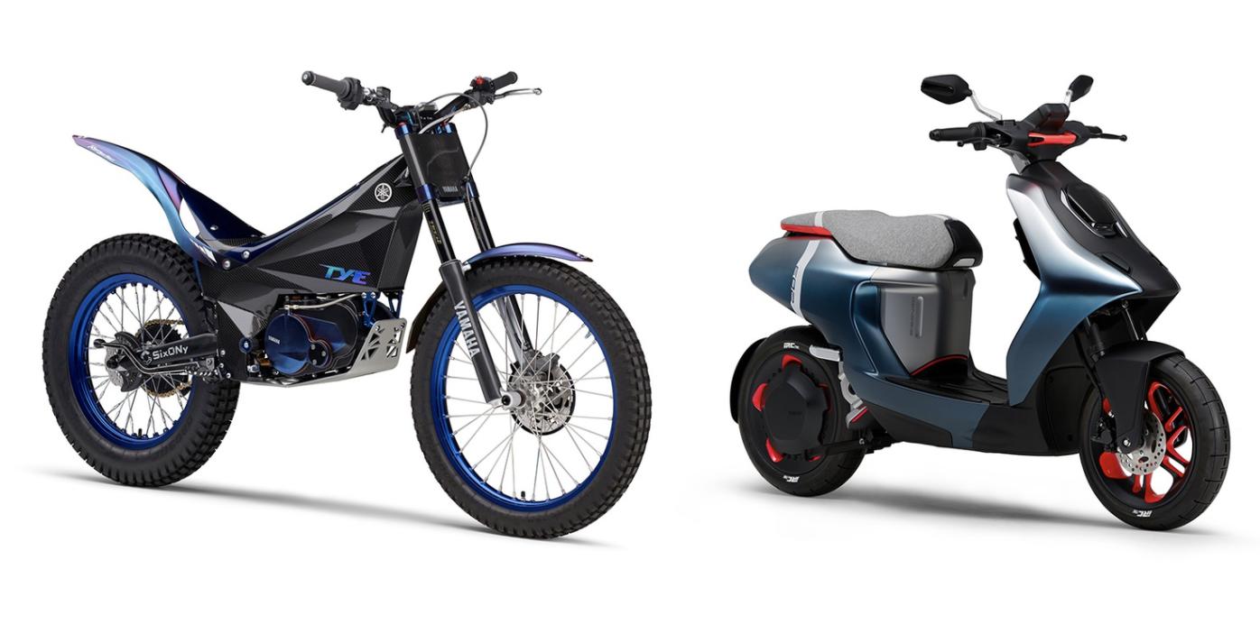 Yamaha готується випустити електроскутер: зареєстровано торгову марку E01