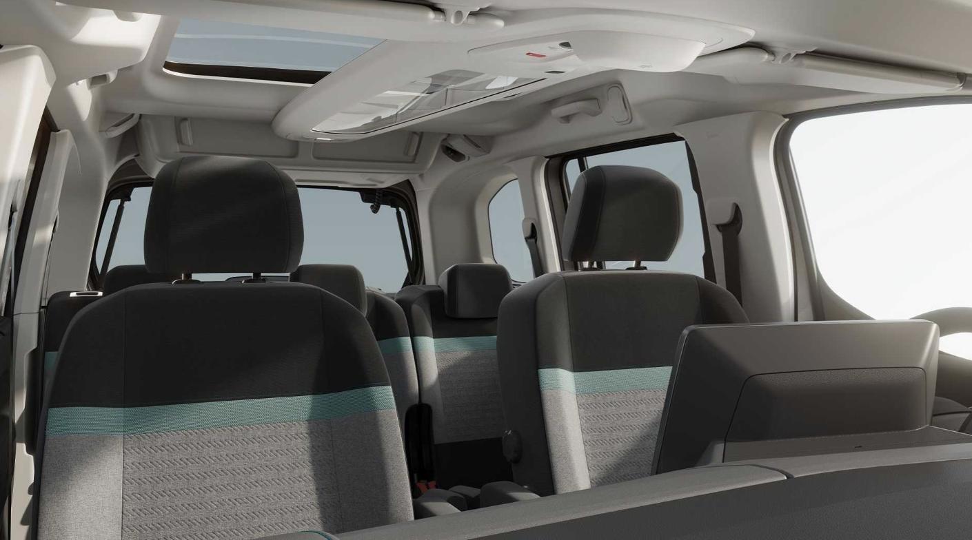 280 км запасу ходу й вибір кузова: CITROЁN представив пасажирський електричний мінівен ë-Berlingo