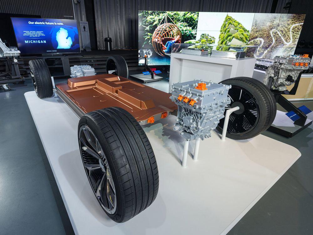 General Motors не вистачає акумуляторів: концерн побудує ще один завод з випуску батарей у США