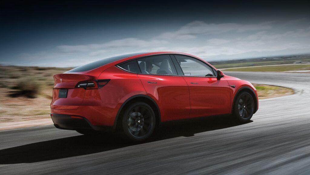 Tesla поліпшила роботу системи рекуперації кросовера Model Y для холодного клімату