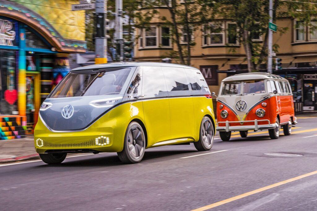 Автономний та дальнобійний: ціна на електричний бусик ID.Buzz починатиметься з 50 000 доларів