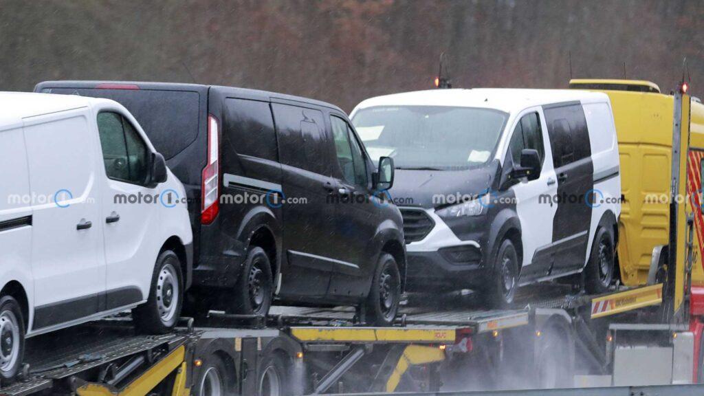 Volkswagen Transporter та Ford Transit переведуть на електротягу: перші подробиці