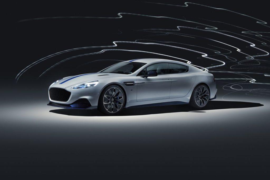 Електромобілі Aston Martin будуть схожими на бензинові спорткари: офіційно
