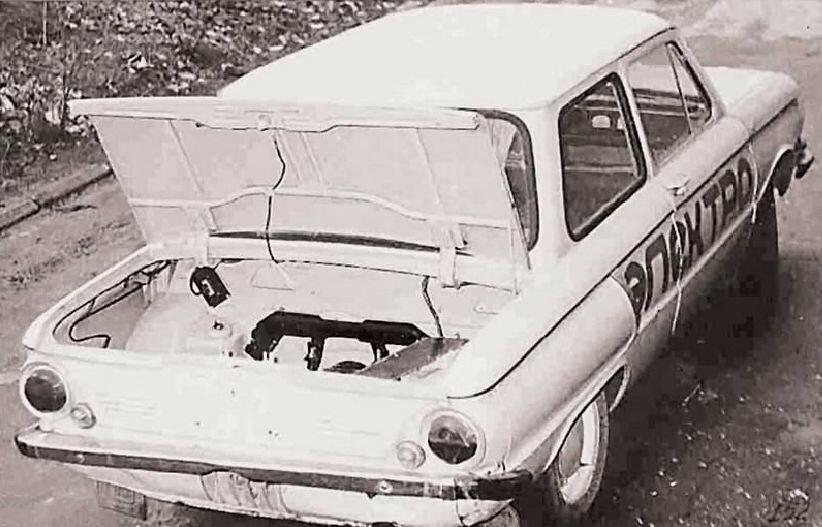 ЗАЗ випередив Tesla на десятки років: яким був електричний Запорожець 1973 року випуску