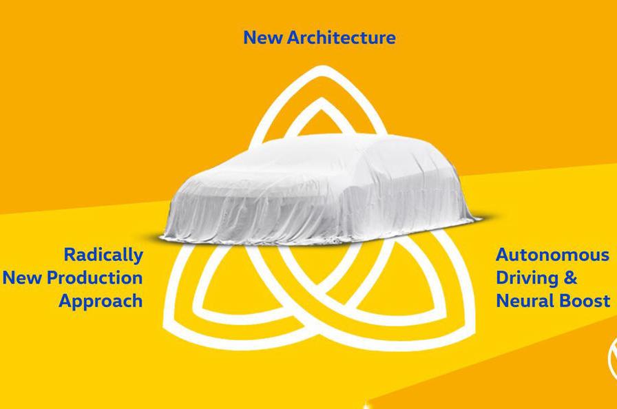 Повна автономність з підключенням до нейронної мережі: чим здивує новий електричний флагман VW - Trinity