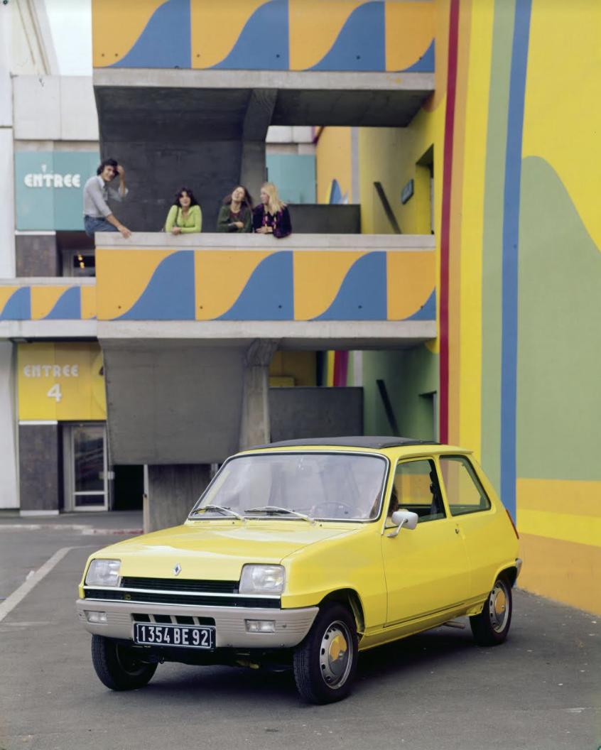 Ретрофутуристичний задум: в Renault розповіли, як створювали прототип, що підморгує фарами