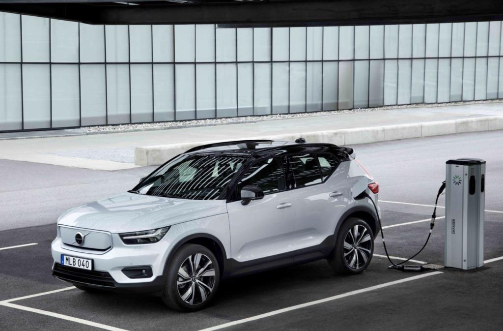 Виключно преміальні електромобілі: Volvo до 2030 року переведе всі автомобілі на електротягу