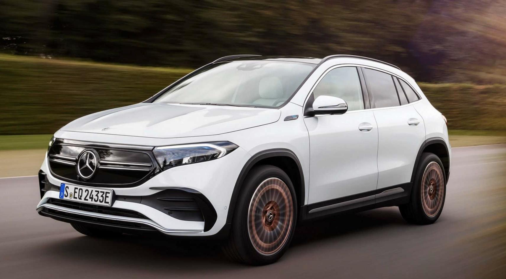 Гібридні та електричні Mercedes в Україні відтепер можна придбати в лізинг: як це працює