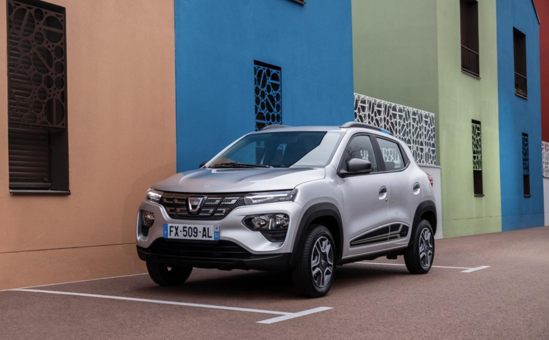 17 тисяч євро за базову версію: Dacia відкриває попередні замовлення на електромобіль Spring