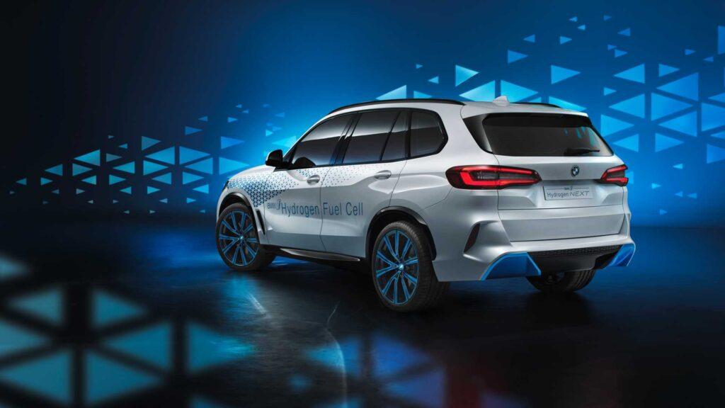 Альтернативне майбутнє: кросовер BMW X5 отримає водневу версію
