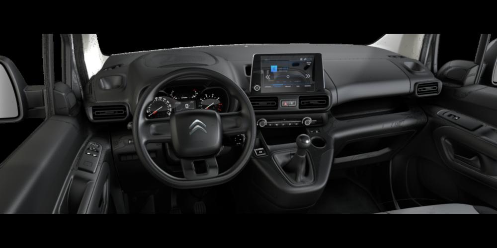В Україні стала доступною лімітована серія фургона CITROЁN Berlingo Control+: характеристики і ціни