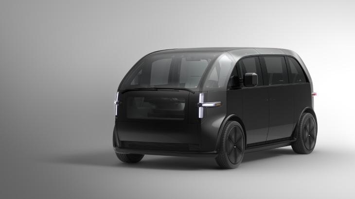 Від  000: стартап Canoo почав прийом замовлень на свої електромобілі