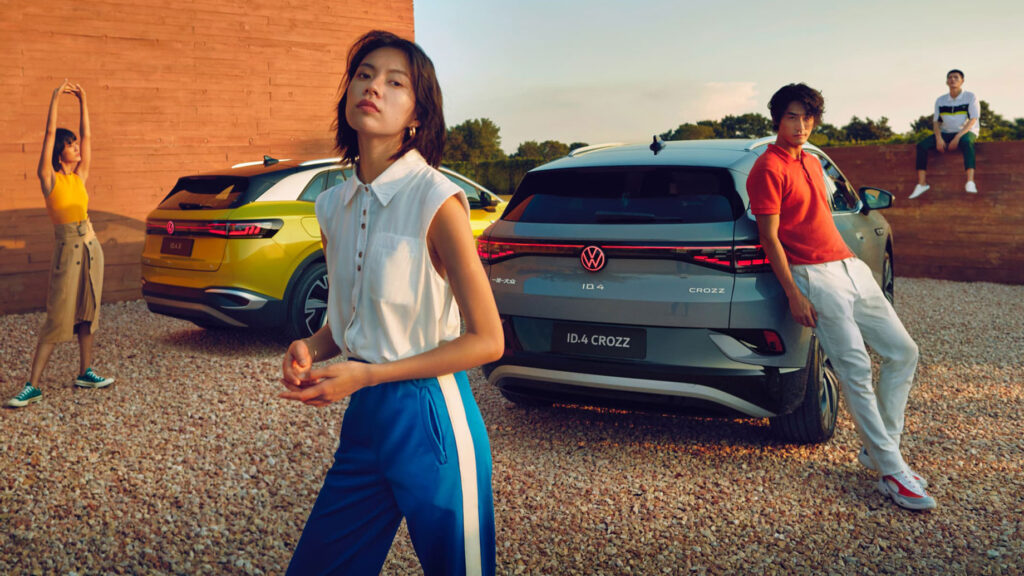 Електромобіль Volkswagen ID.4 показав мізерні продажі у Китаї: що пішло не так