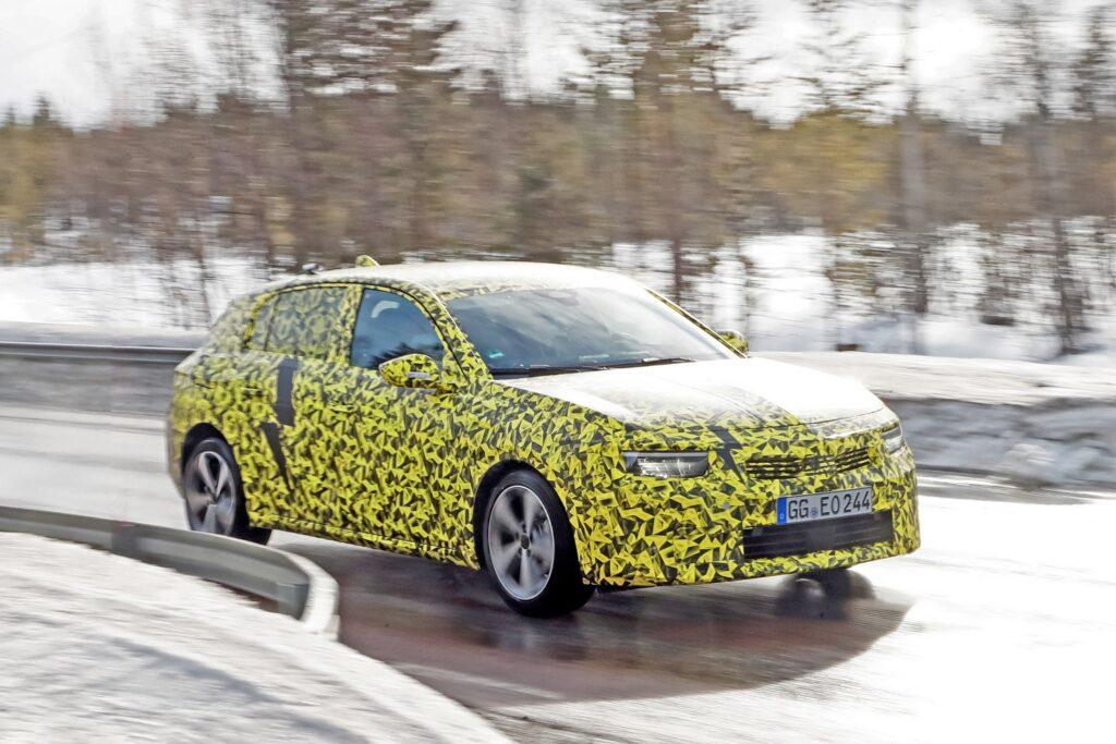 Випробувальний марафон: нове покоління Opel Astra готують до запуску через незвичайні тести