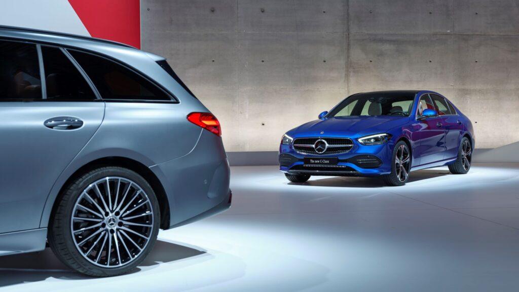 В Україні стартували продажі нового Mercedes-Benz C-Class: ціни від €43 178