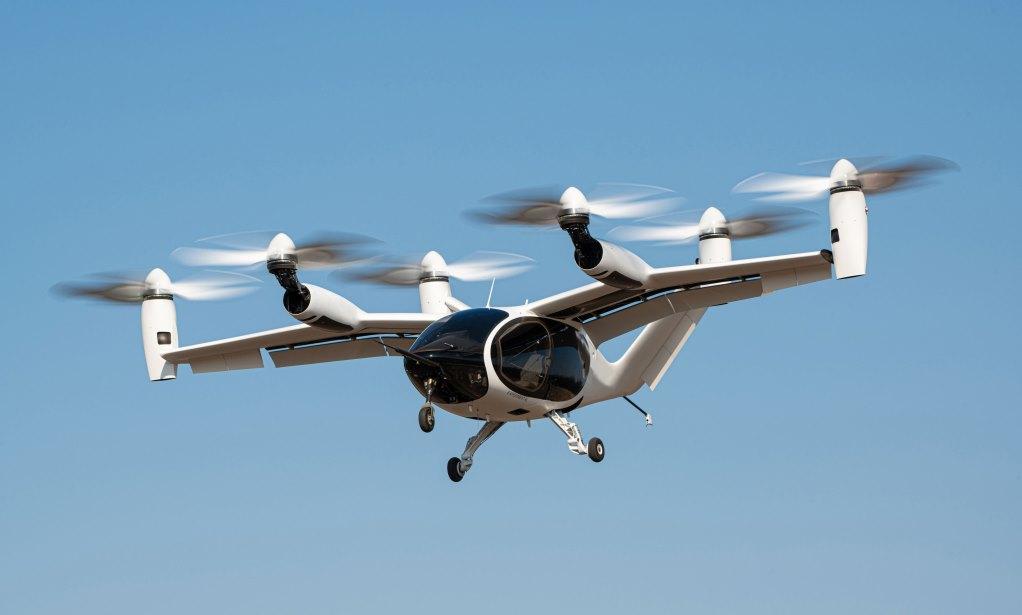 Відео дня: електричне аеротаксі Joby Aviation виконало найтриваліший 240-кілометровий переліт