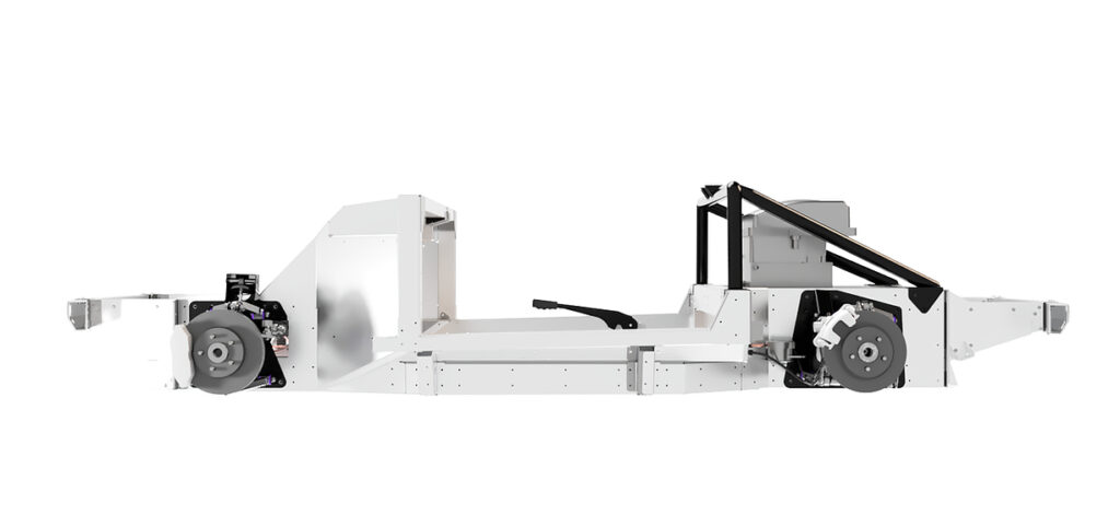 Британці представили PACES – скейборд-платформу для електромобілів нового покоління