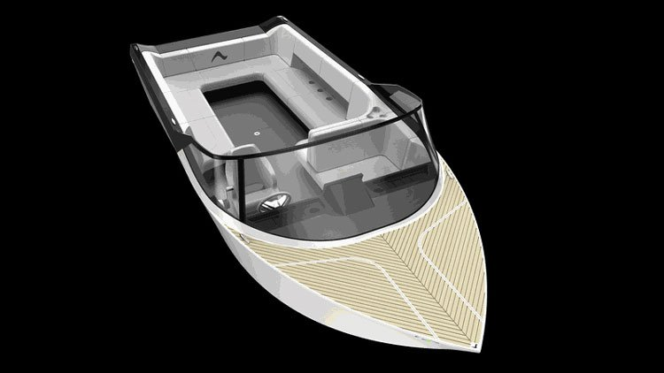 Вихідці зі SpaceX презентували електричний човен за ціною трьох Tesla Model Х