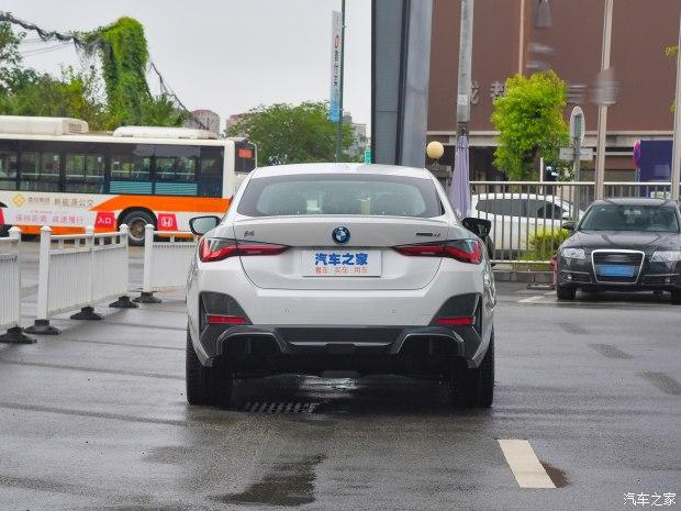 Електромобіль BMW i4: перші екземпляри конкурента Tesla Model 3 з