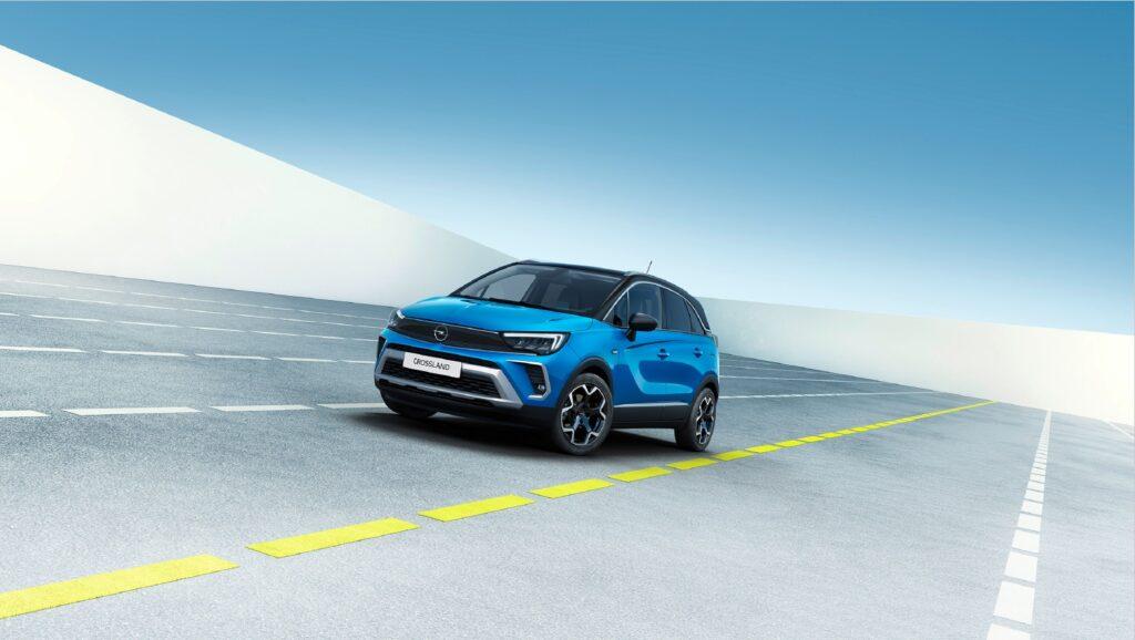 Opel закріпився в ТОП-20 найпопулярніших автомобільних брендів України