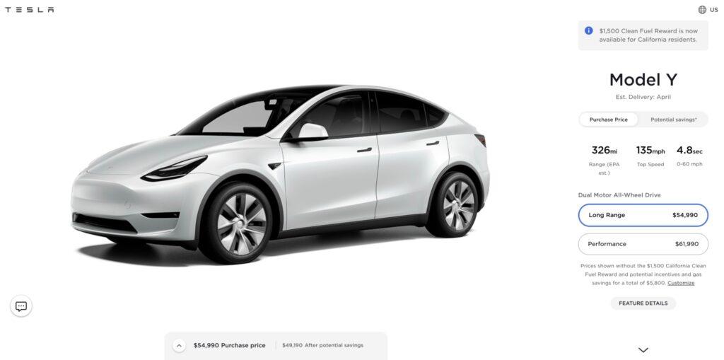 Напівпровідникова криза: найдешевша Tesla Model 3 здорожчала на 00
